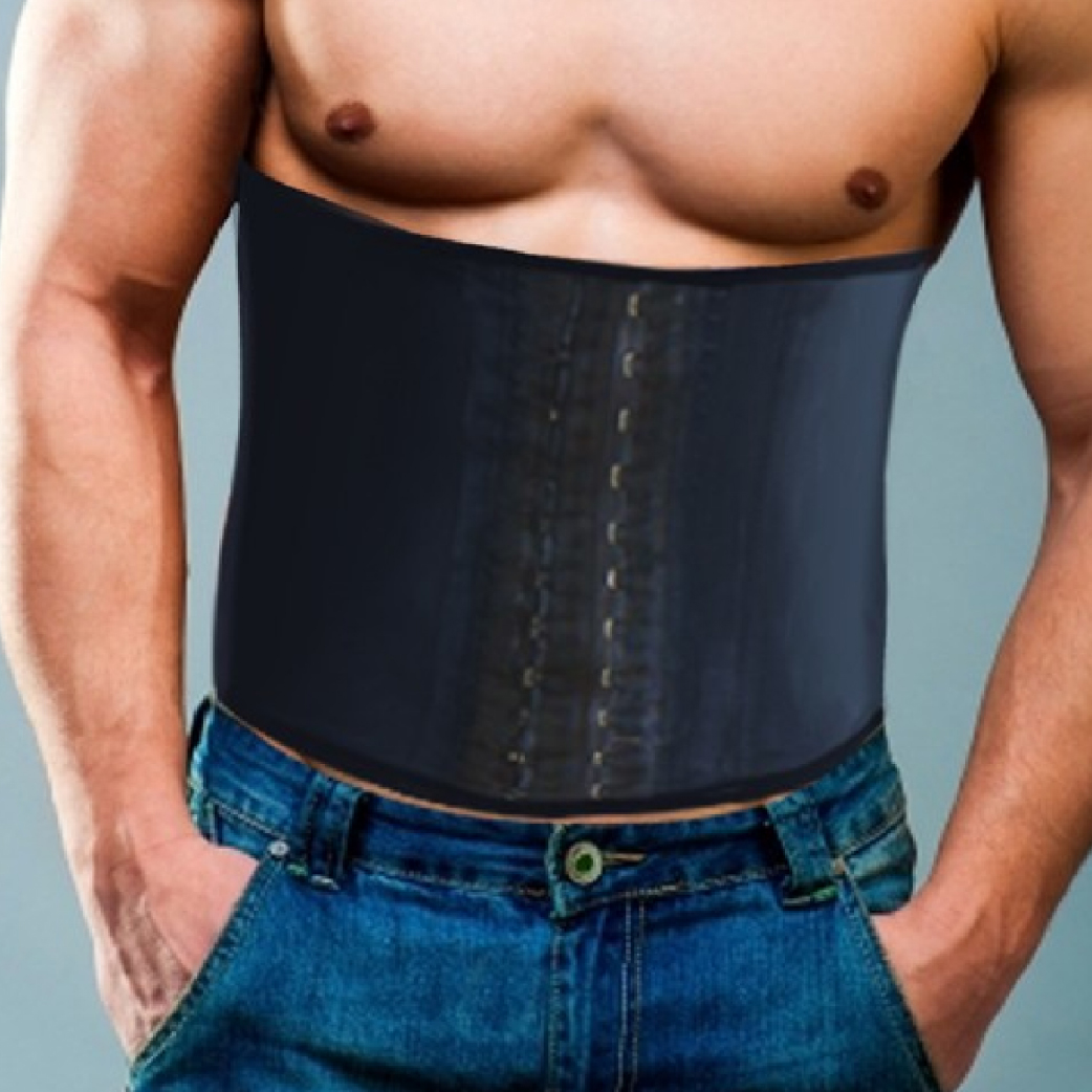 SHAPEWEAR TUMMY CONTROL MEN'S CINCHER 753M
