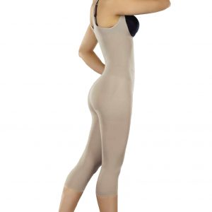 LIGHT THERMAL BRALESS FULL BODY CAPRI 1386