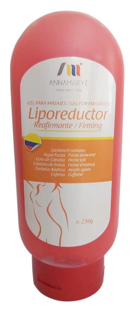 Liporeductor gel